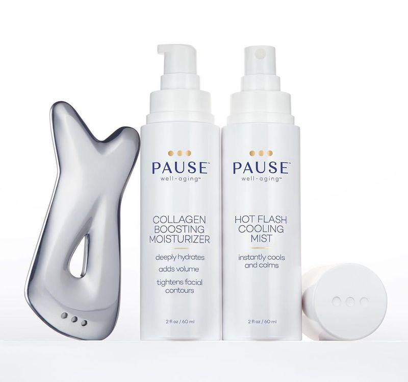 Clean Menopausal Skincare