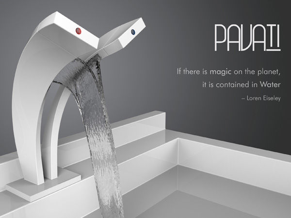 Dual Stream Faucets