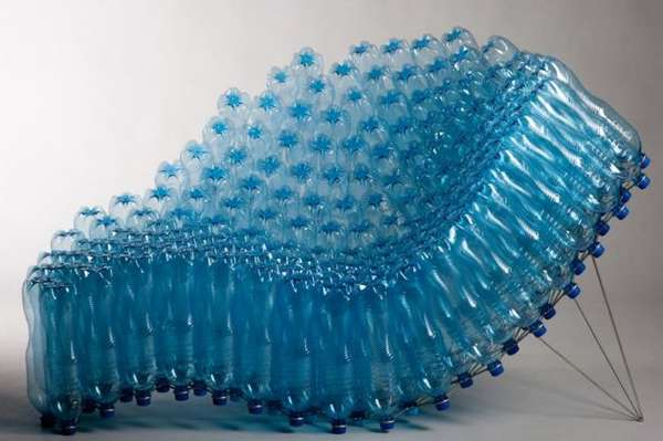 Pop Bottle Benches