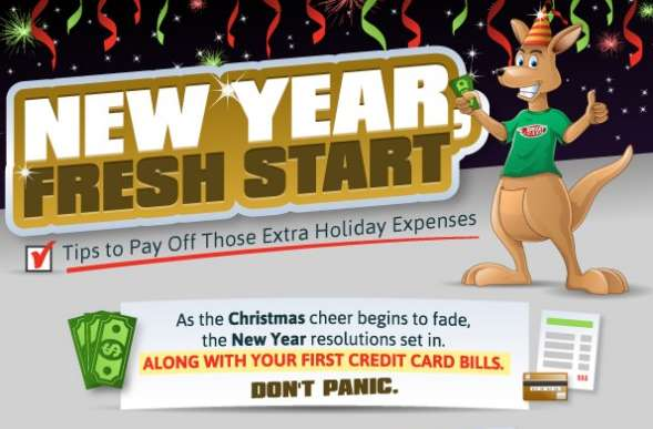 Holiday Debit Infographics