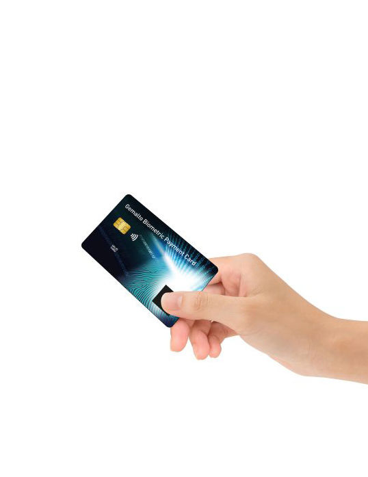 Contactless Biometric Cards