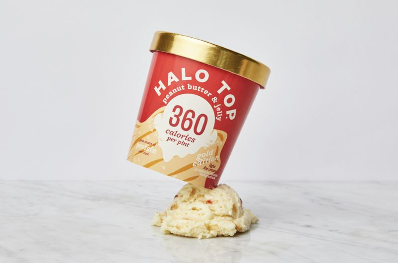 Sandwich-Inspired Ice Creams