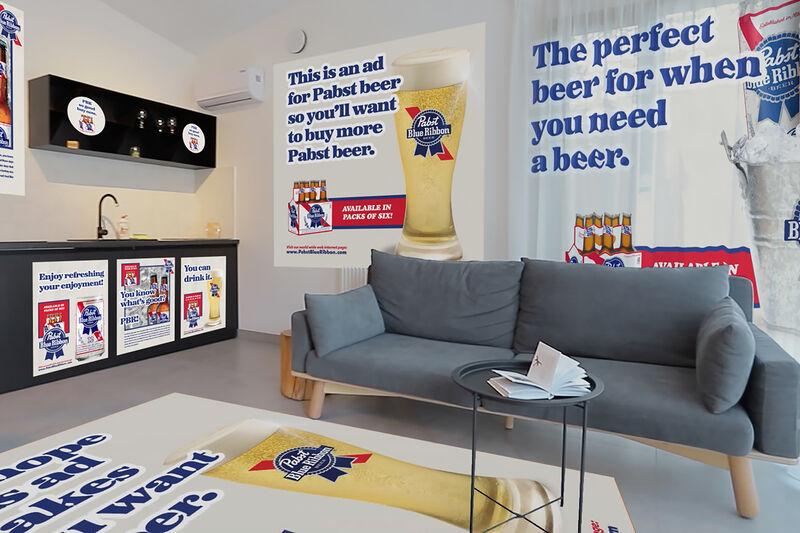 In-Home Beer Advertisements