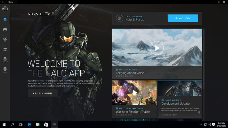 Curated Gaming Apps