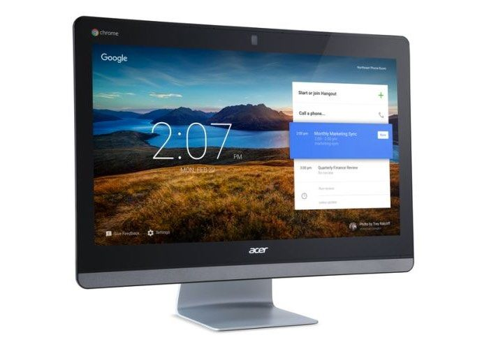 All-in-One Conferencing PCs