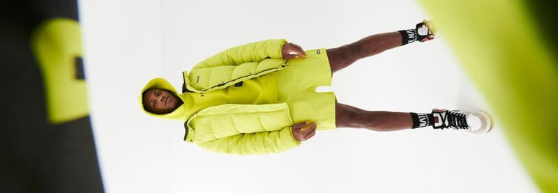 Eye-Catching Men's Streetwear