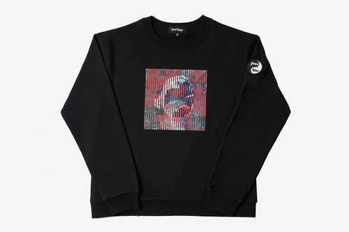 Conceptual Peace-Themed Streetwear