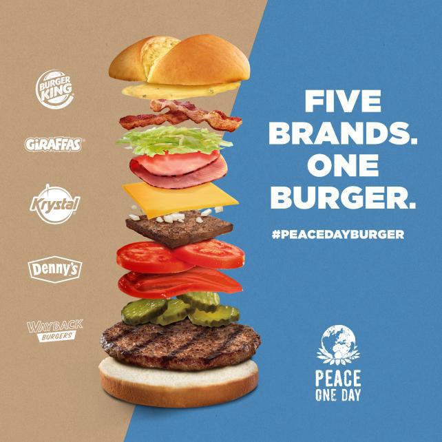 Brand Unity Burgers