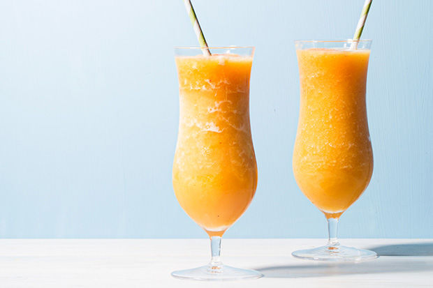 Smokey Smoothie Cocktails