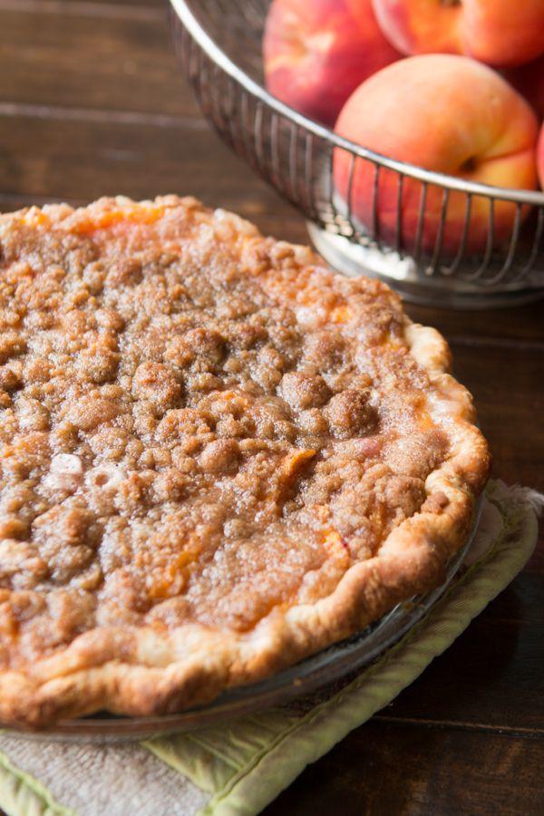 Sour Cream Fruit Pies