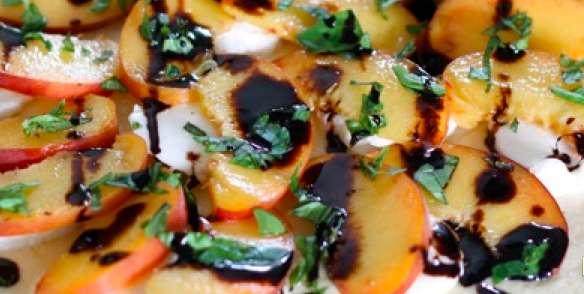 Palatable Peachy Plates