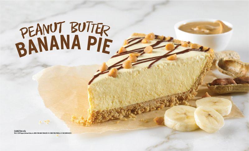 Nutty Banana Cream Pies