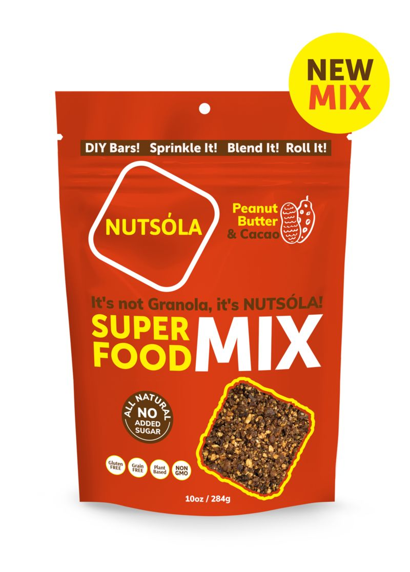 Nutty Granola Alternatives
