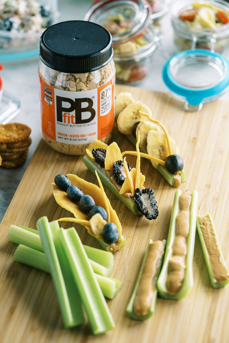 Better-For-You Peanut Butter Powders