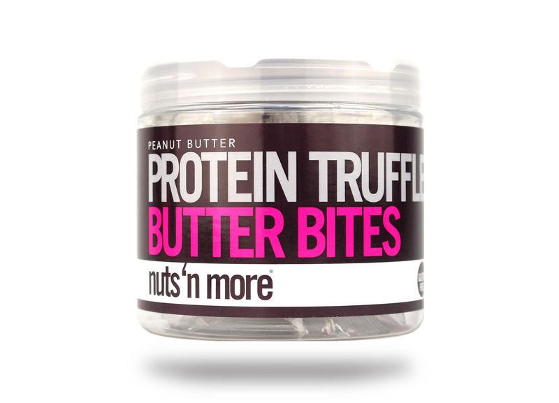 Protein-Rich Nut Balls