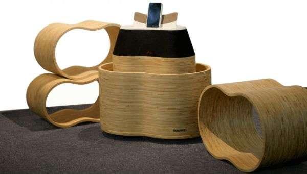 Nutty iDevice Speaker System