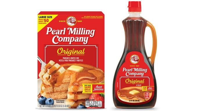 Breakfast Product Rebrandings