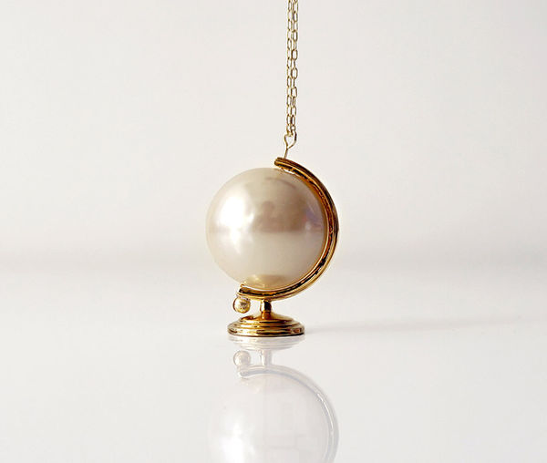 Symbolic Pearl Necklaces