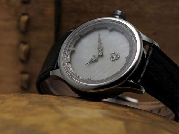 Precious Pearl Timepieces