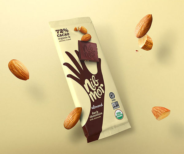 Hand-Picked Chocolate Branding