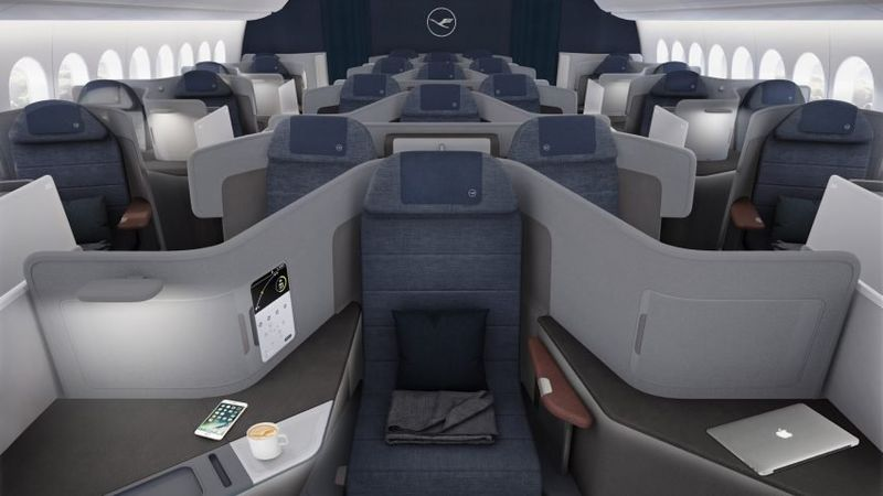 Suite-Like Airplane Cabins