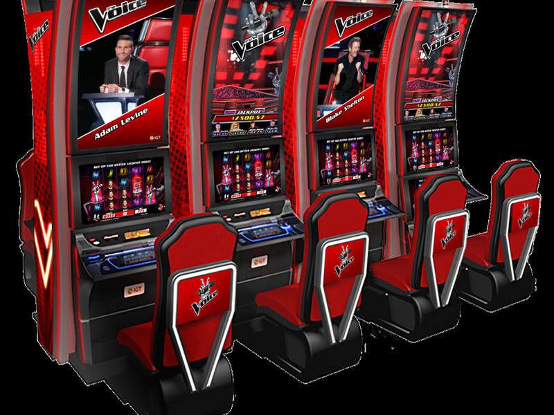TV Show Casino Prizes