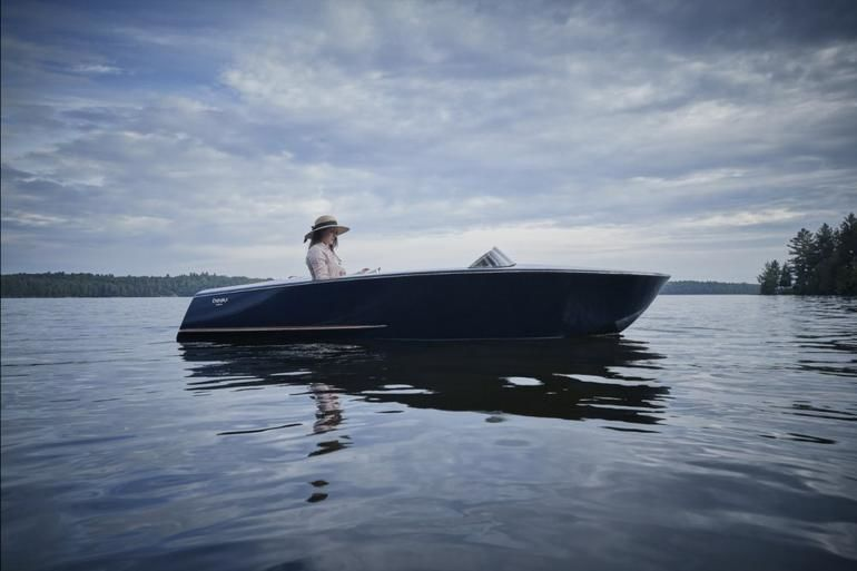 Ultra-Luxurious Pedal Boats