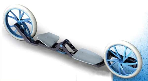 Gear-Switching Skateboards