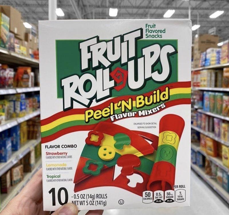 Nostalgic DIY Fruit Snacks