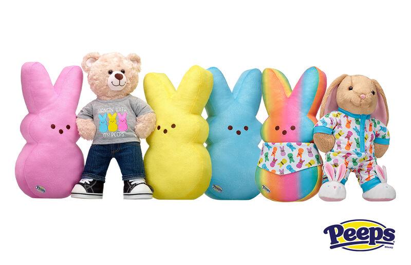 Easter Marshmallow Plushies