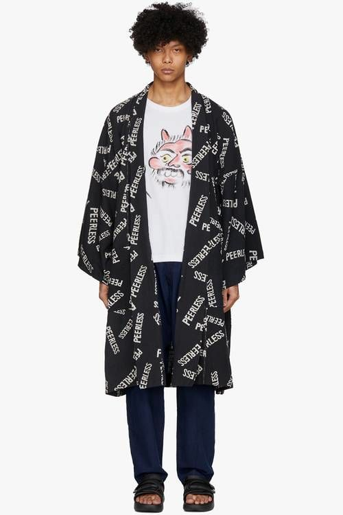 Blanket-Themed Cotton Coats