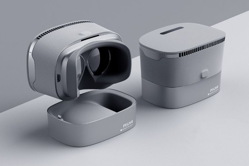 Digital Designer VR Headsets