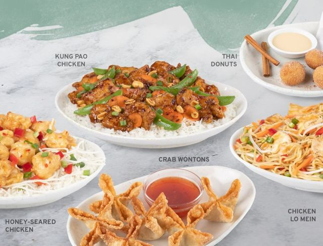 Take-Home Asian Diner Meals