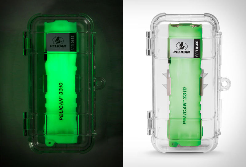 Glowing Emergency Flashlights