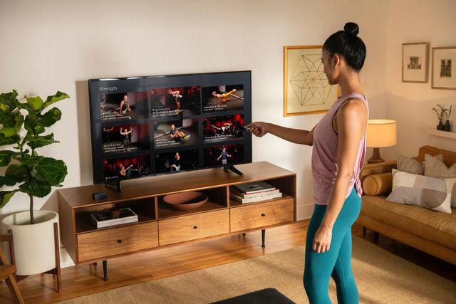 Virtual Fitness Tech Partnerships