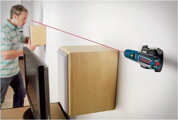 Furniture-Aligning Laser Tools