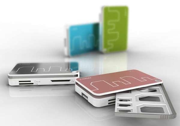 Multi-Memory Chip Readers