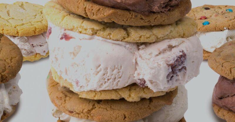 Grab-and-Go Ice Cream Sandwiches
