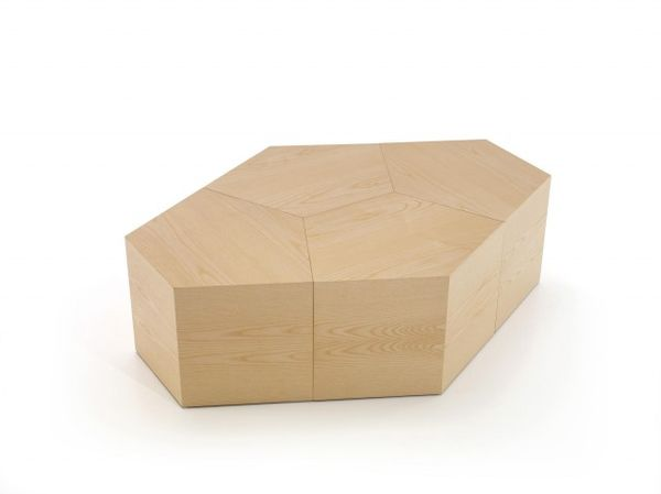 Reconfigurable Geometric Tables