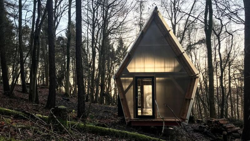 Budget-Friendly Pentagonal Houses
