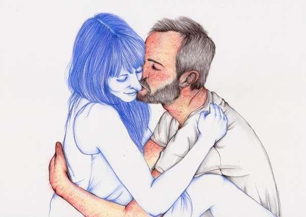 Phantom Lover Illustrations