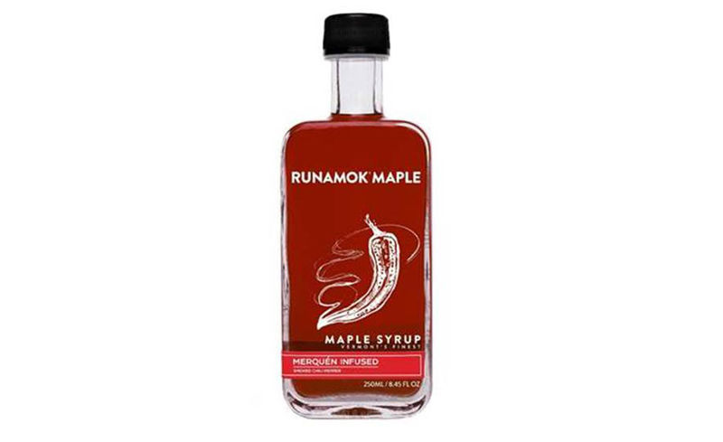 Chili-Infused Maple Syrups