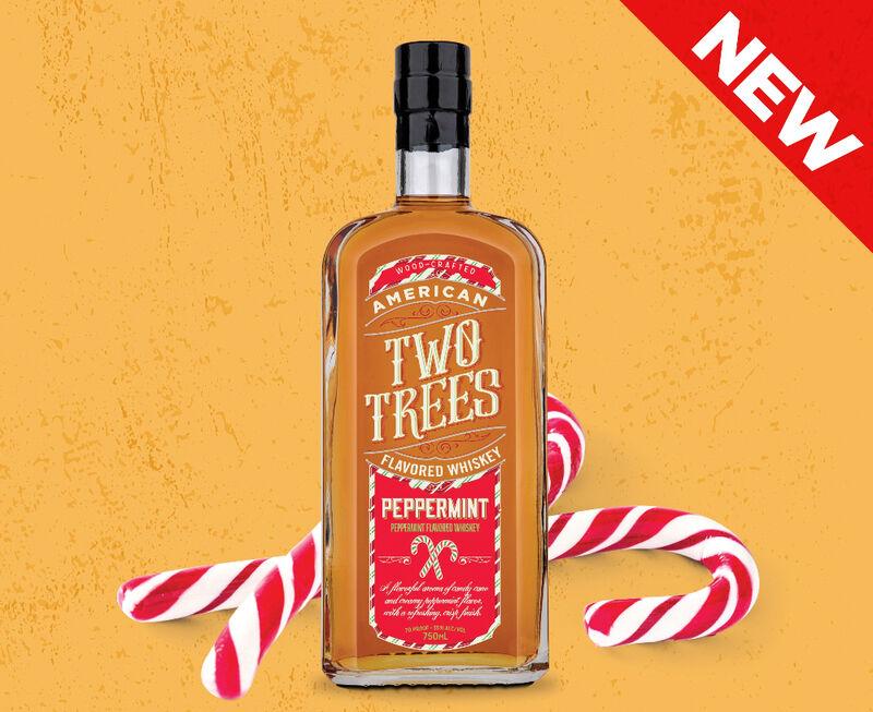 Seasonal Peppermint Whiskeys