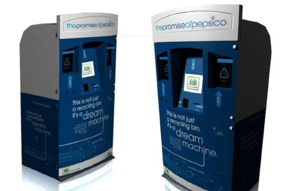 Rewarding Recycling Stations
