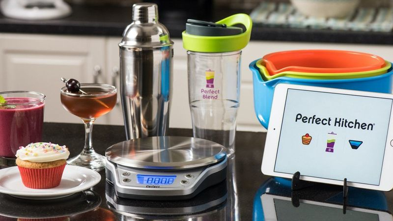 Cocktail-Perfecting Kitchen Scales