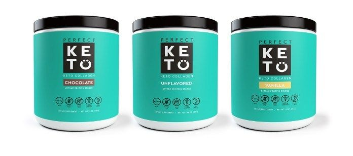 Keto-Friendly Collagen Powders
