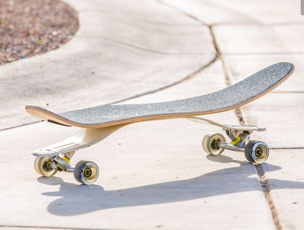 Revolutionized Skate Boards