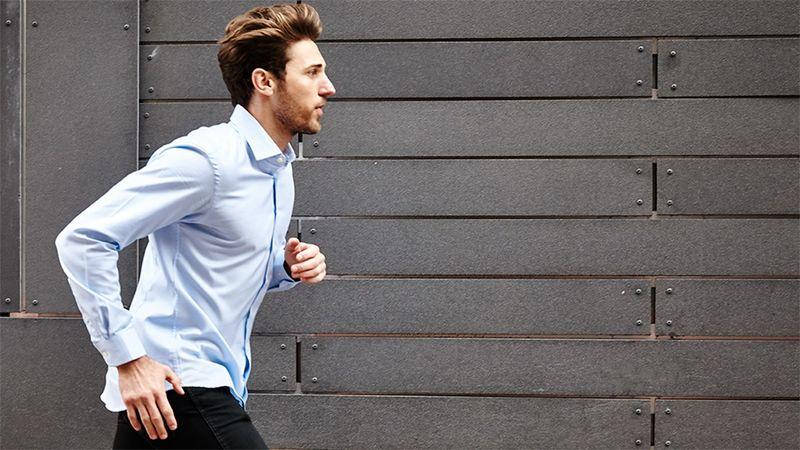 Unisex Sport Dress Shirts