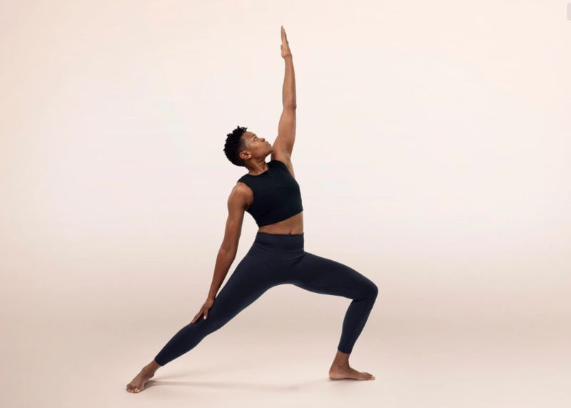 Performance-Enhancing Yoga Apparel Lines