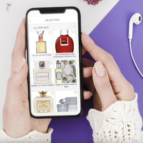 Emotion-Driven Perfume Apps